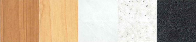 メラミン化粧板イメージ